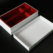 Wine Paper box with Tray
