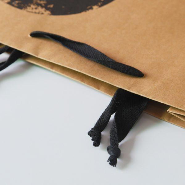 Automachine Paper Bag with Knots 02