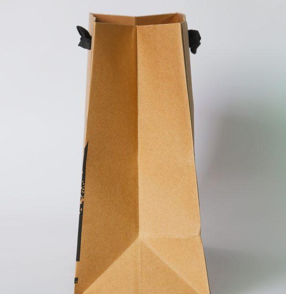 Automachine Paper Bag with Knots 03