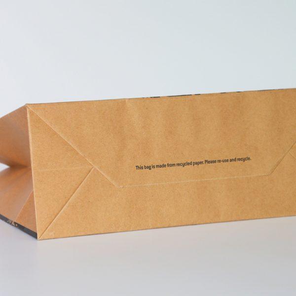 Automachine Paper Bag with Knots 04