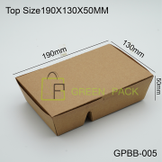 Top-Size190X130X50MM-GPBB-005