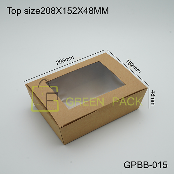 Top-size208X152X48MM